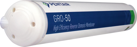 Pentair GRO 1:1 Ratio 50 GPD Membrane With Flow Restrictor | Pentair Membrane