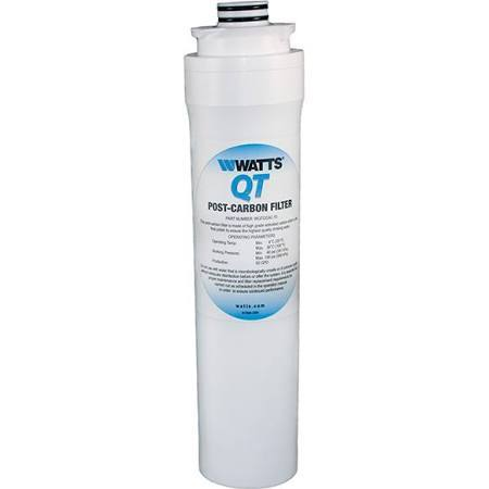 Watts Qt Post Carbon Water Filter | Wqtcgac-10 | Watts Filter