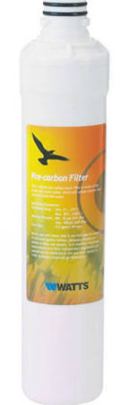 Watts Kwik Change Carbon Yellow Water Filter | 11 Wqccc11 | Watts Filter