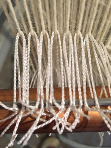 correct heddle alignment