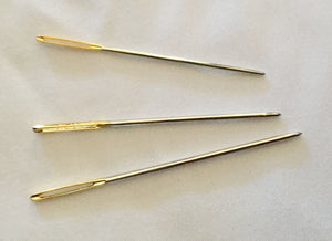 Small Tapestry Needles (set of three)