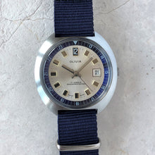 New old stock vintage diving watch