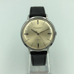 Vintage IWC watch gents