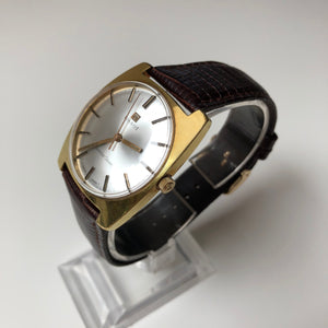 Square shaped Tissot watch