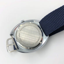 Diving watch with NATO strap