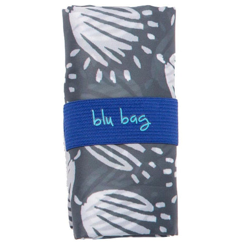 Maisie Grey Blu Bag Reusable Shopping Bags