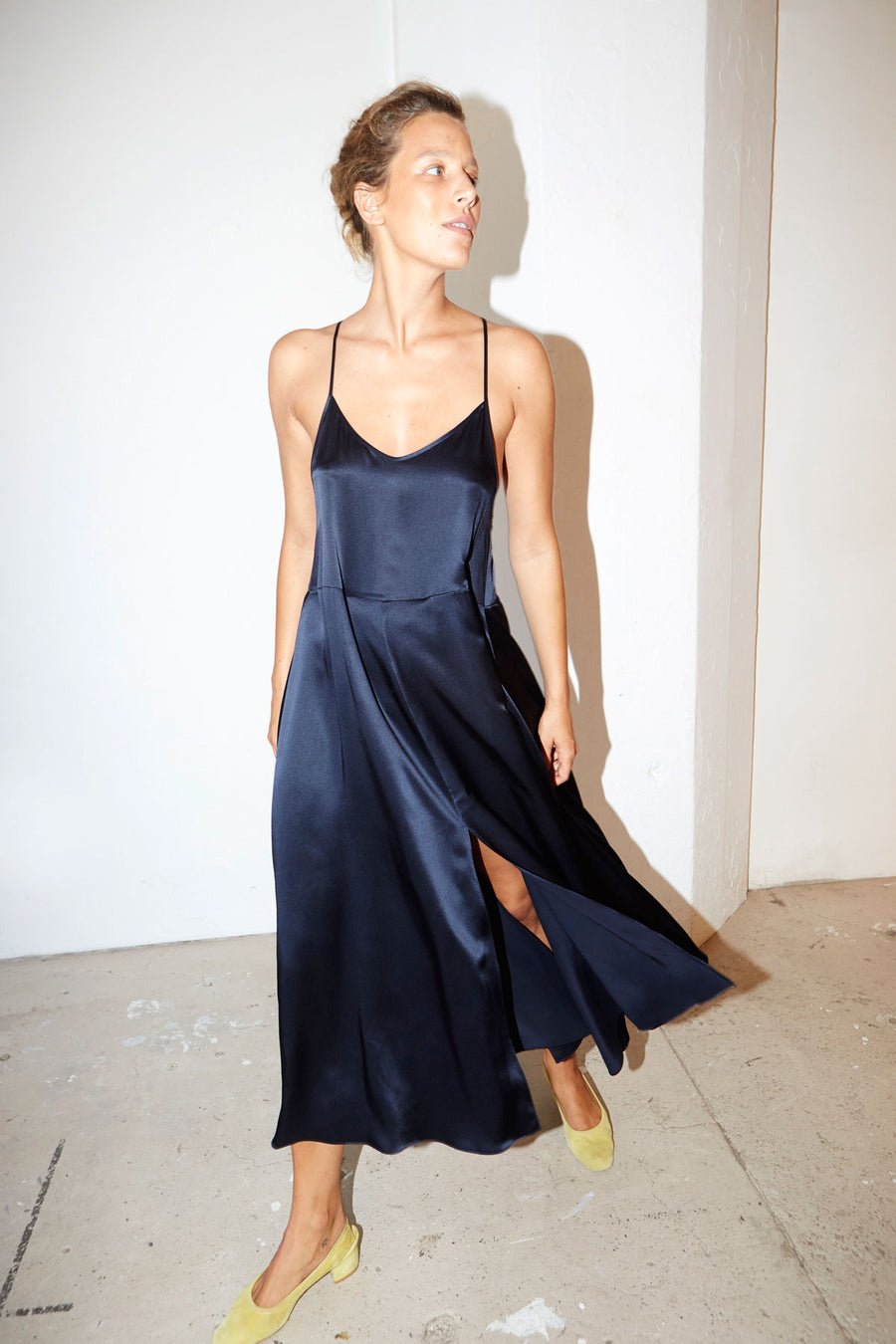 Blue Moon Slip Dress
