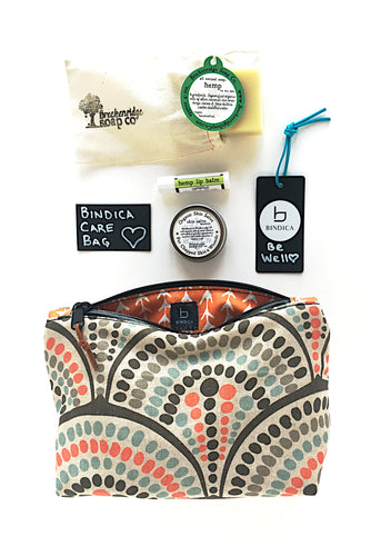 Cannabis Gift Bag  |   Bindica Havana Care Bag