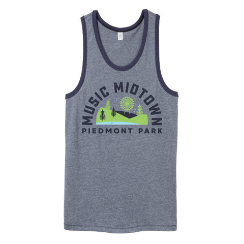 2018 Piedmont Park Lineup Tank - Small Only