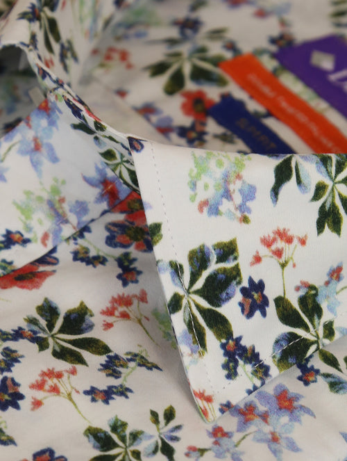 DÉCLIC Mazzo Floral Print Shirt - Assorted
