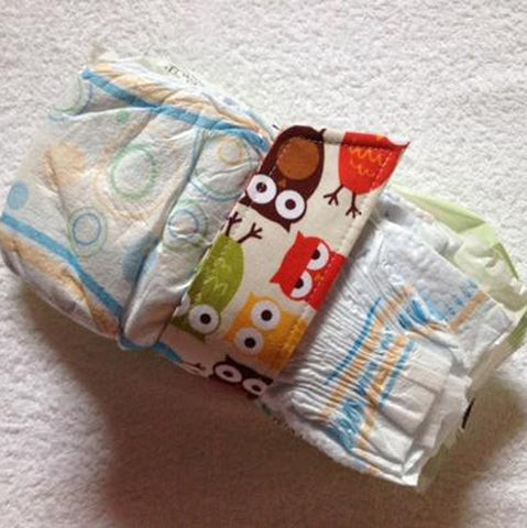 Wipes and Diaper Strap