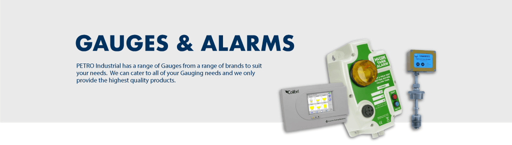 Fill Level Gauges and Over-fill Alarms
