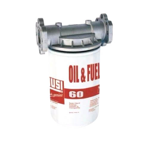 Filter - PIUSI | Oil and Fuel 70lpm 10um 25mm Scr Female BSP Particulate - F0777200A-CATA