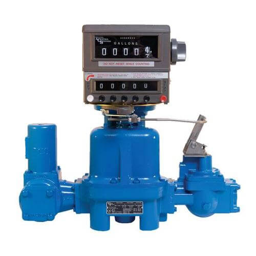 TCS 682 PISTON METER SERIES