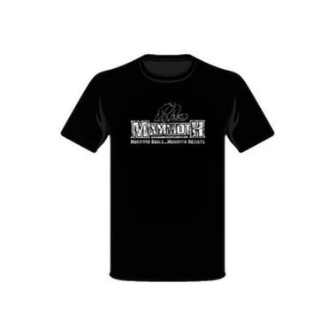 Mammoth Limited Edition T-Shirt (Black)