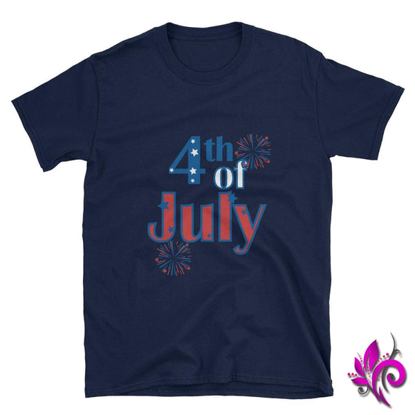 4th of July Navy / S Express Tee