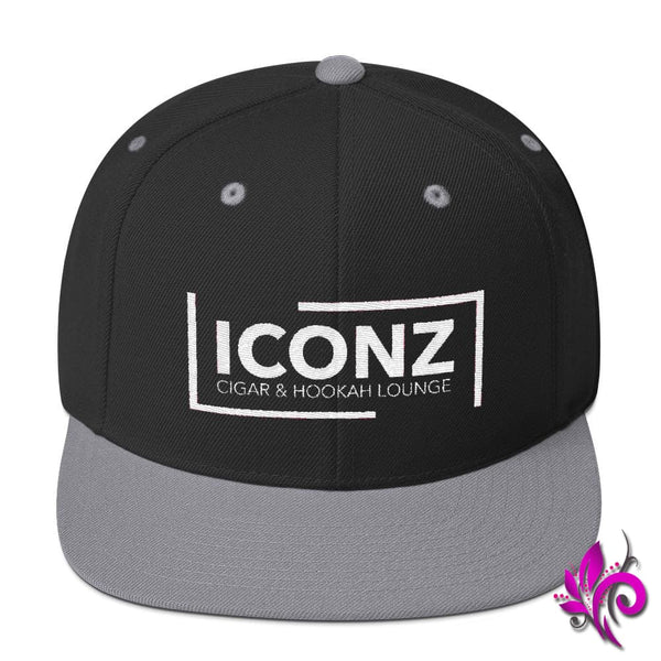 ICONZ Snapback Hat - pure-bliss-clothing