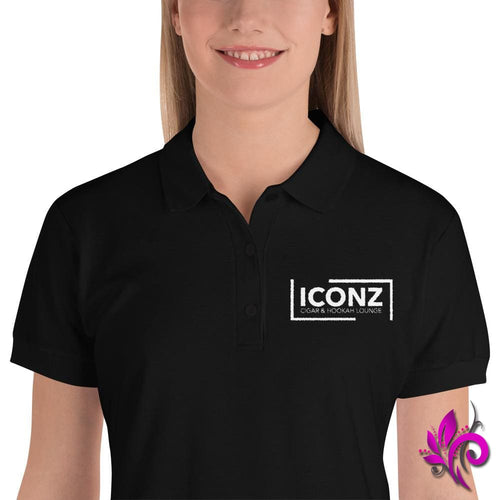 ICONZ Womens Polo Shirt S ICONZ