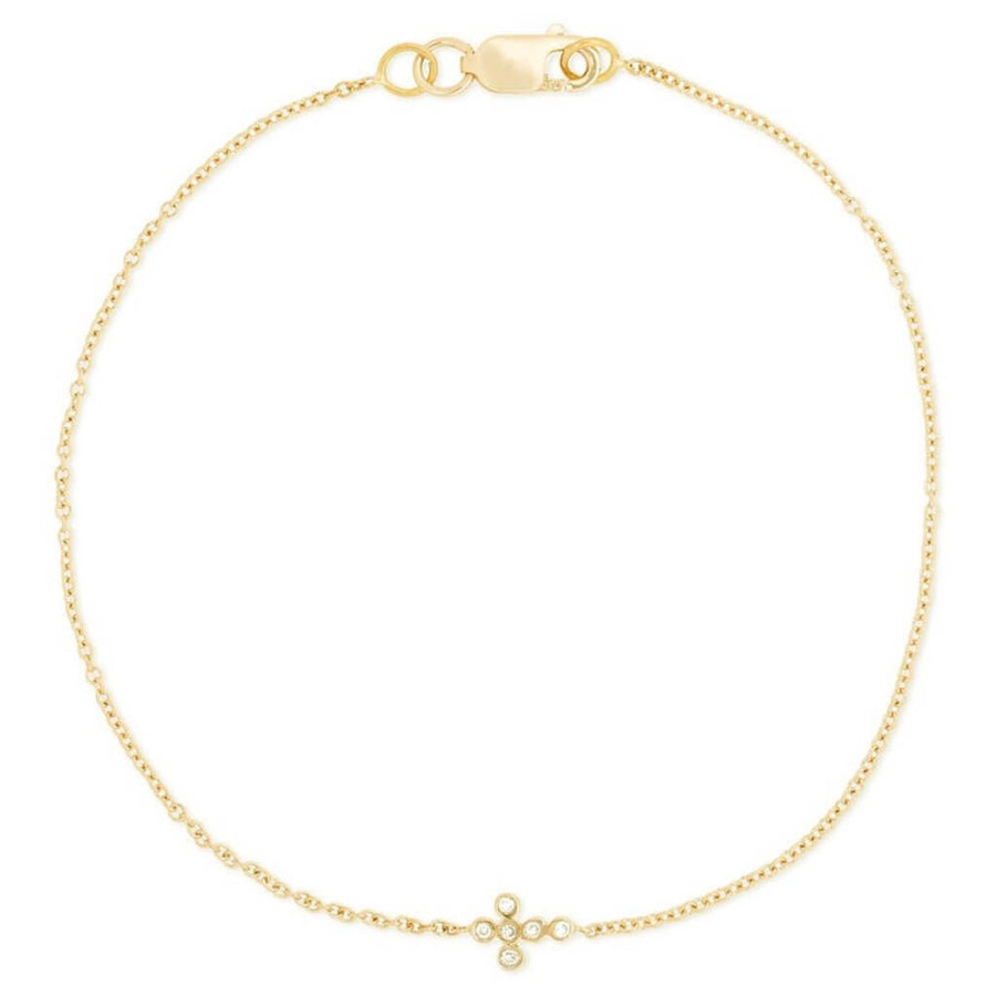 Mini Cross Bracelet Y-D