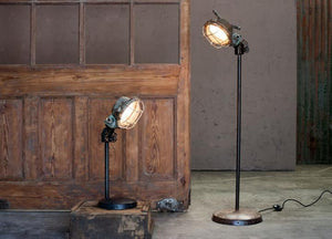 Nkuku Raya reclaimed light