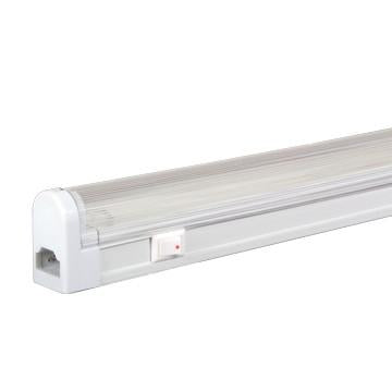 Jesco Lighting SG4-24SW/GN-W 3-Wire Grounded; T4 Sleek Plus-Fluorescent Undercabinet Fixture - Peazz.com