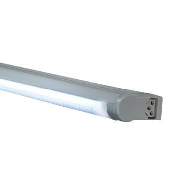 Jesco Lighting SG5A-6/30-SV 3-Wire Grounded; Adjustable T5 Sleek Plus-Fluorescent Undercabinet Fixture - Peazz.com