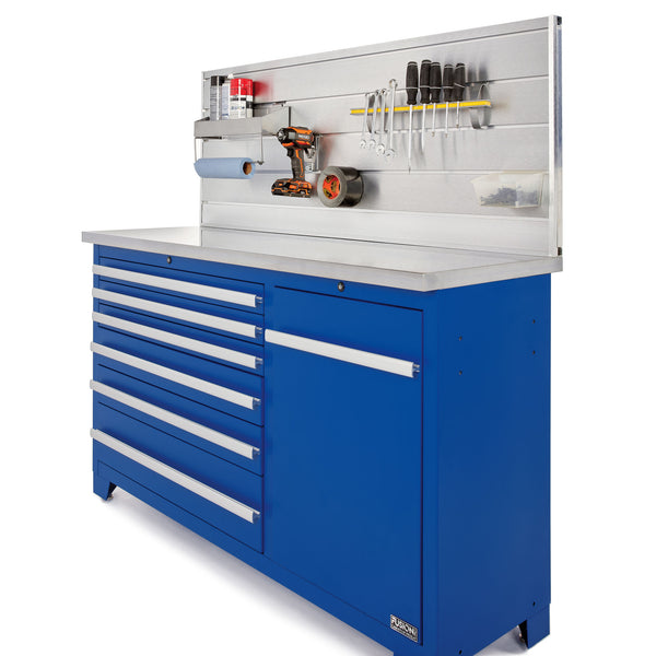 Fusion Pro Series Cabinets – Work Surface