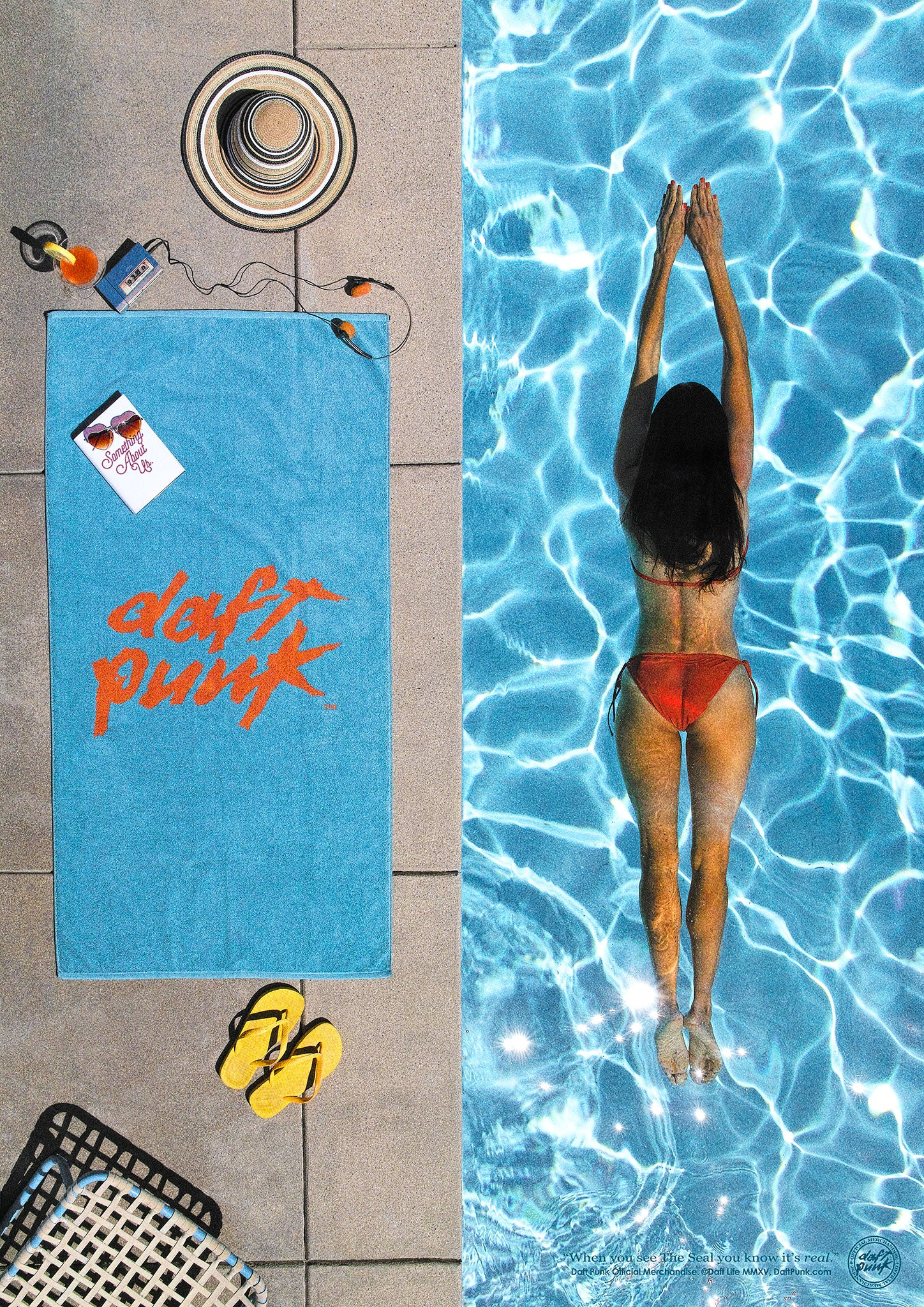 Da Funk Beach Towel