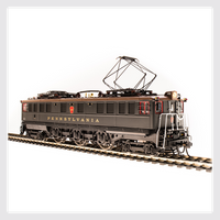 Broadway Limited Imports HO 4700 P5a Boxcab Electric Locomotive, Pennsylvania Railroad #4739 (Paragon3 Sound/DC/DCC Equipped)