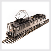 Broadway Limited Imports HO 4705 P5a Boxcab Electric Locomotive, Pennsylvania Railroad (Futura Lettering) #4713 (Paragon3 Sound/DC/DCC Equipped)
