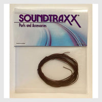 Soundtraxx 30AWG Wire 810150 - Brown