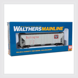 Walthers Mainline HO 910-7253 54' Pullman-Standard 4427 CD Covered Hopper, Chicago, Burlington & Quincy #85685