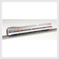 Walthers Proto HO 920-14822 Budd Metroliner Electric Multiple Unit (EMU) Parlor Car, Amtrak (Phase II Equipped with Tsunami Sound and DCC)