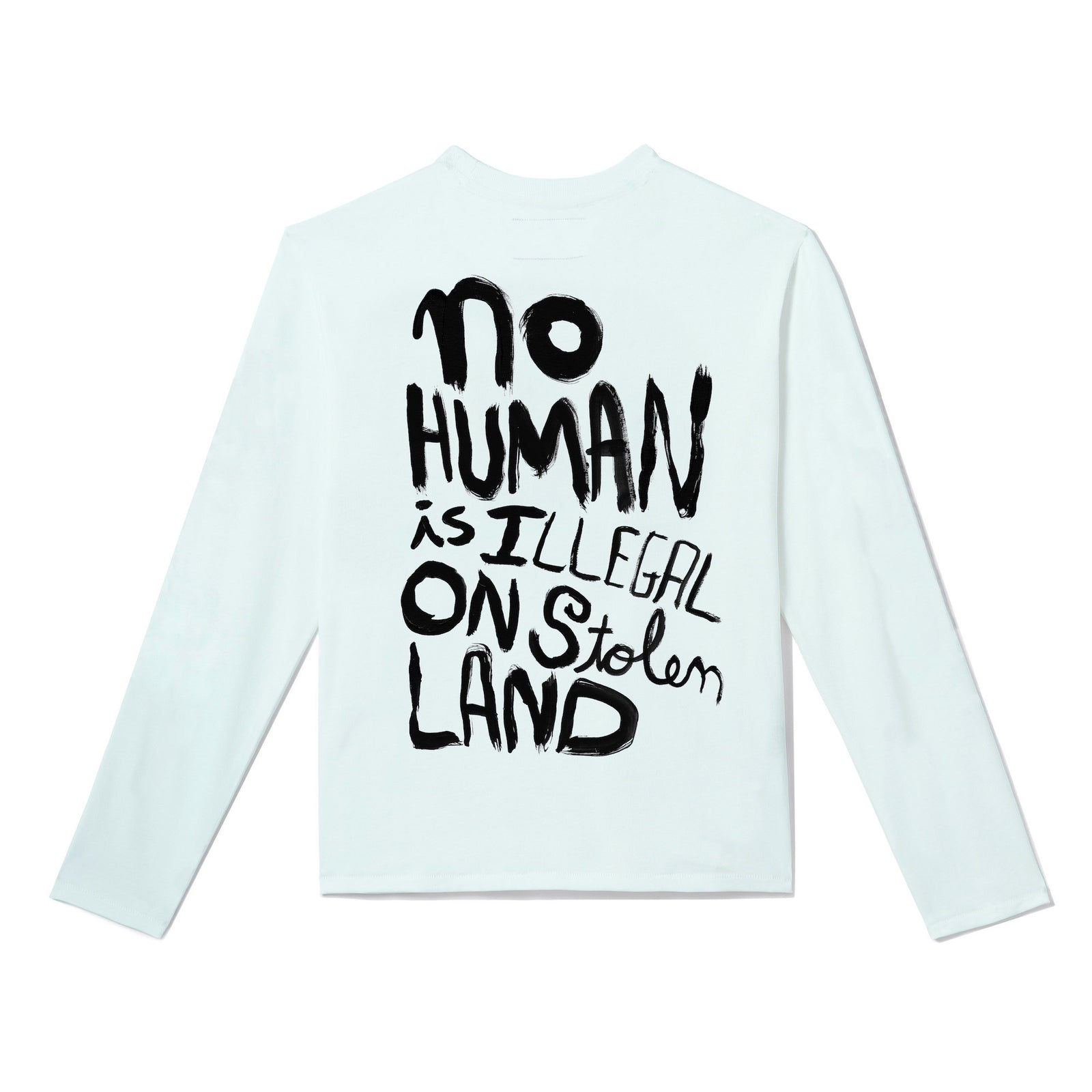 No Human iS illegal (Mint)