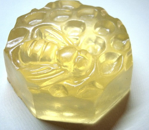 Honeybee - natural honey soaps - scent of real honey - no added fragrance
