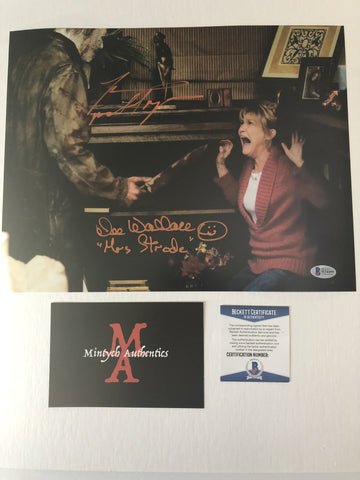 DWTM_06 - 11x14 Photo Autographed By Dee Wallace & Tyler Mane