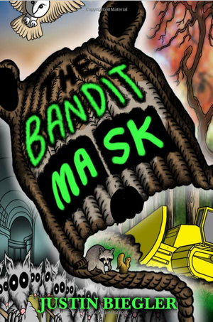 The Bandit Mask book