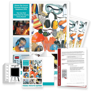 Safety Meeting Kit - Choose The Correct Personal Protective Equipment Kits