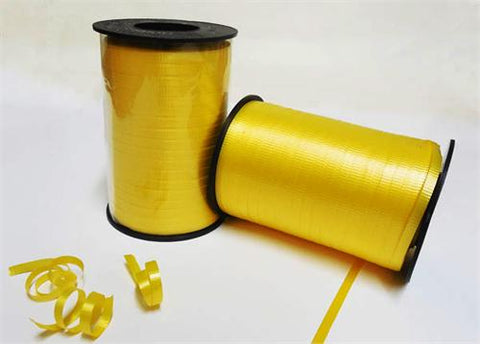 Daffodil Curly Ribbon 5mm X 500 Yards (1 Roll)