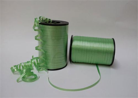 Mint Curly Ribbon 5mm X 500 Yards (1 Roll)