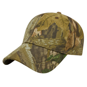 i2030 Structured Six Panel Camo Cap - FlywheelPromotions.com