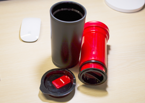 French Press Coffee Presto Tumbler - FlywheelPromotions.com