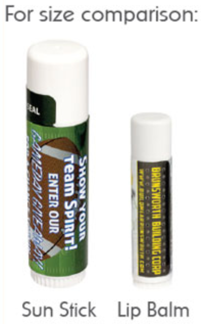 Sunscreen Sun Stick - FlywheelPromotions.com