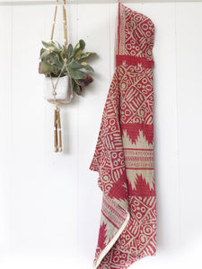 Aztec Hooded Towel
