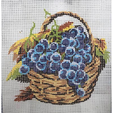ColDArt A13 Grapes Basket Of