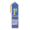 1st Place Field Day Award Ribbon
