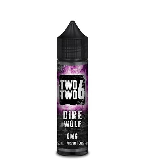 Direwolf E liquid by Two Two 6 60ml