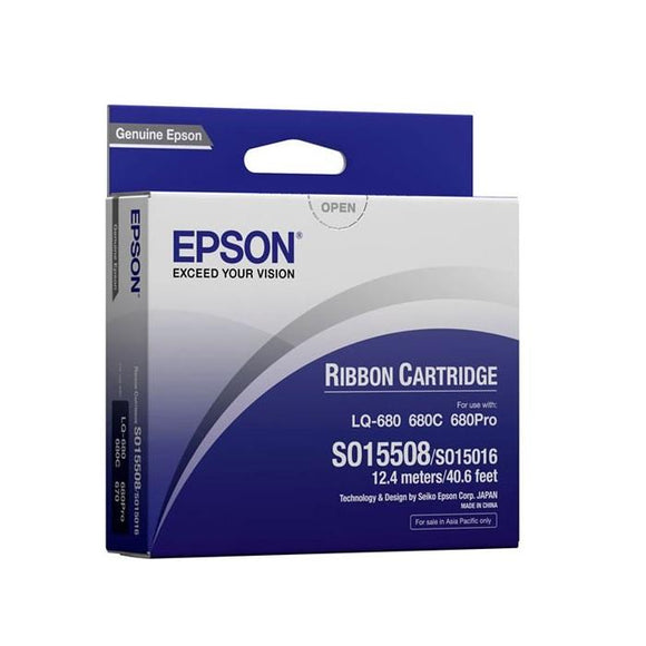 RIBBON LQ 680 FOR EPSON - Innovative Computers Limited