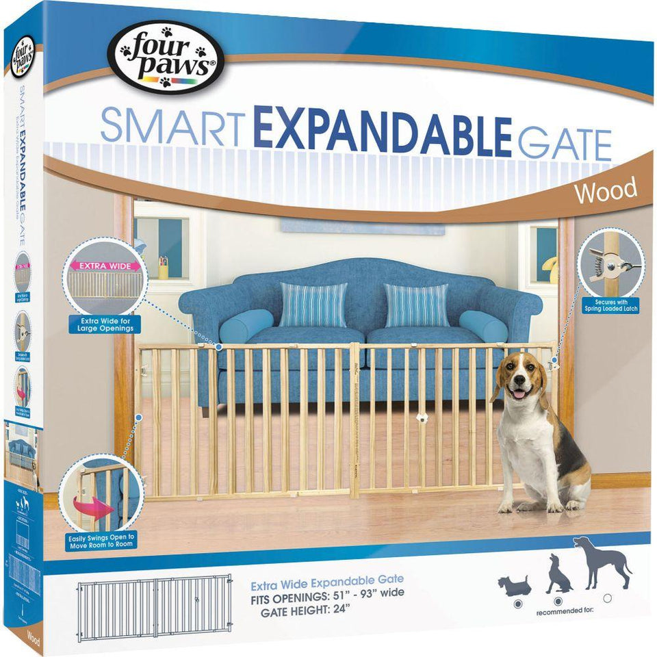 Extra Wide Expandable Gate