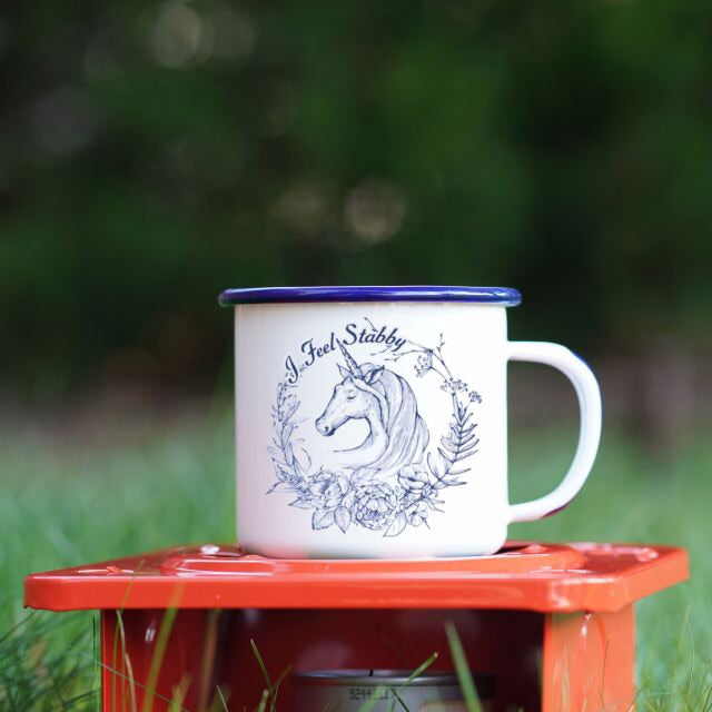 Stabby Unicorn Mug 12oz